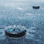 Ecoinvenzioni: la turbina trasforma la pioggia in acqua potabile ed energia