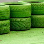 Mobilita' sostenibile: i pneumatici ecologici senza derivati del petrolio