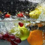 Come pulire frutta e verdura?