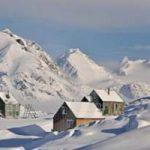 Ecoinvezioni: la slitta eolica per circumnavigare la Groenlandia