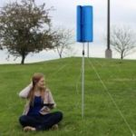 Ecoinvenzioni: la turbina eolica da camping per ricaricare il cellulare
