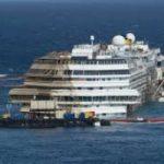Costa Concordia: danni ambientali durante il trasferimento a Genova