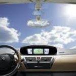 Lo sai che temperatura puo' raggiungere un'auto sotto il sole?