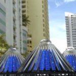 Energia pulita: il fotovoltaico del futuro sara' a forma di piramide?