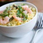 Ricetta light: insalata di riso con pesce