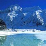 Una Grave riduzione per i ghiacci della Nuova Zelanda