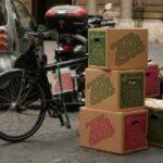 Progetto Zolle: a Roma i cibi a km zero si consegnano in bici