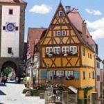 Tutti i colori di Rothenburg