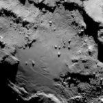 'Uomo ' su cometa. Deciso dove atterrera' Philae