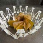 Fotovoltaico pieghevole: arrivano i pannelli solari ispirati agli origami