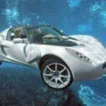 L'auto ad acqua salata: quando l'energia arriva dal mare..