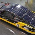 Mobilita' elettrica: ecco l'auto solare piu' veloce al mondo