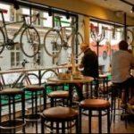 Bike cafe', il bar ideale per gli amanti della bici