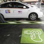 Svolta verde di Roma con i primi taxi 100% elettrici