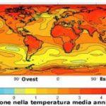 Quali nazioni sopravviveranno al riscaldamento globale? Infografica