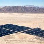 California: maxi impianto solare ha iniziato a produrre energia