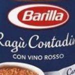 Sugo Barilla ritirato dal mercato