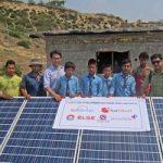 Nepal: il ruolo dell'energia solare nei soccorsi