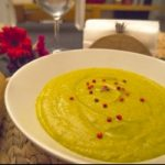 Ricetta, potage di verdure. Combatte la cellulite