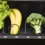 Nascono i distributori automatici dei cibi bio