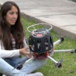 Ecoinvenzioni: il drone che rileva radiazioni e inquinamento
