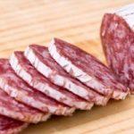 Ritiro salame dai supermercati Eurospin