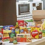 Amazon: arrivano anche gli alimentari