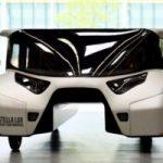 L'auto solare che produce piu' energia di quanta ne consumi