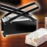 Ecoinvenzioni: il dispositivo che trasforma la carta in combustibile per il   camino