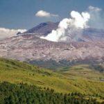 Si è risvegliato il vulcano Aso