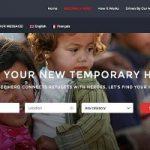 Una app per accogliere i rifugiati sullo stile di Airbnb