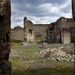 Scavi Pompei danneggiati dal maltempo