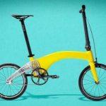La bici pieghevole più leggera del mondo