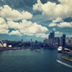 Tempesta su Sidney:tsunami di nuvole. Video