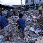 Terremoto Ecuador, due bimbe estratte vive