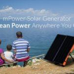 Ecco come portarsi sempre dietro l'energia solare