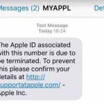 Il nuovo virus iPhone che si finge supporto clienti Apple