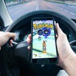 Pokemon go è pericoloso per chi è al volante