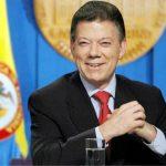 Il nobel per la pace al presidente della Colombia Juan Manuel Santos