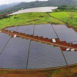Un'isola interamente alimentata dall'energia solare