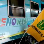 Parte il Treno Verde di Legambiente dedicato all'economia circolare
