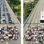 Italiani ancora dipendenti dall'auto: solo uno su dieci prende il bus