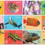Le specie a rischio di estinzione diventano francobolli per la campagna delle Nazioni Unite