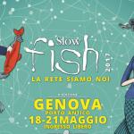 "Slow Fish: il pesce ""slow food"" torna per l'ottava edizione a Genova"