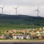 L'esempio della Scozia: dall'eolico energia per il 95% delle case