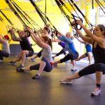 TRX: l'allenamento in sospensione da mettere anche in valigia