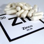 Lo zinco nel nostro corpo