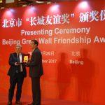 Imprenditore italiano diventa cittadino onorario di Pechino