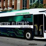 Autobus elettrici in giro per il mondo