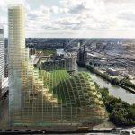 Saranno i grattacieli di legno a rivoluzionare le città